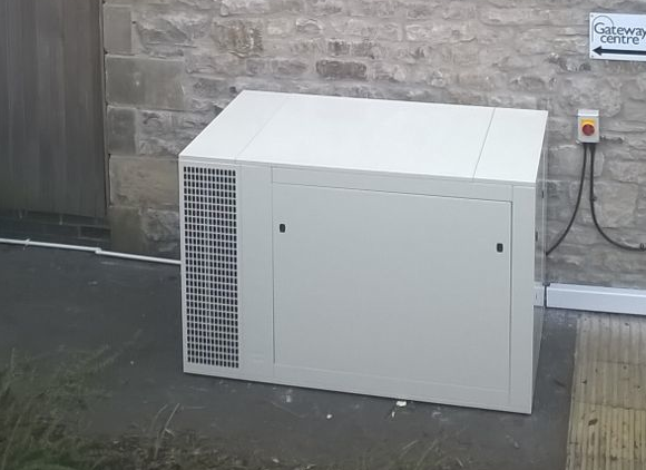 Air Conditioning Acoustic Enclosure