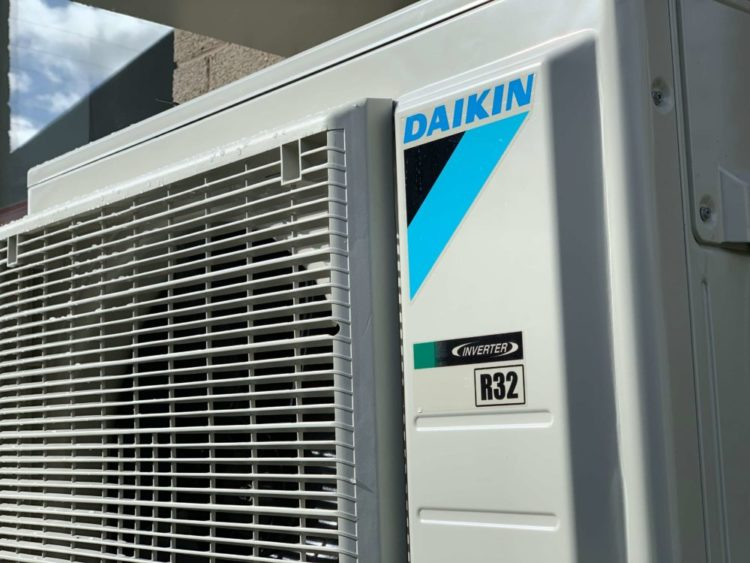 Photo of Daikin Condensing Unit