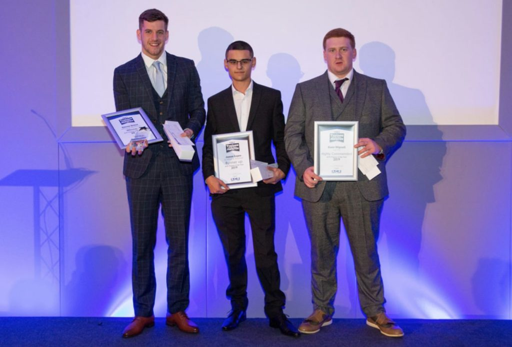 Photo of winners and runners up